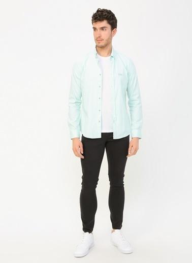 Lee Cooper Gömlek Yeşil